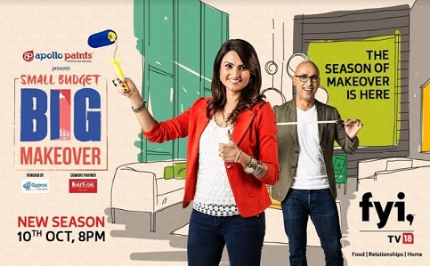 FYI TV18 is back with the New Season of Small Budget Big Makeover