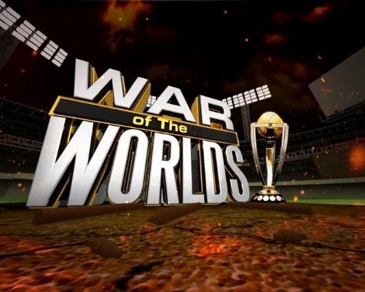 NewsX Presents 'War of the Worlds'