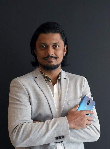 OnePlus Appoints Siddhant Narayan as Head of Marketing for India