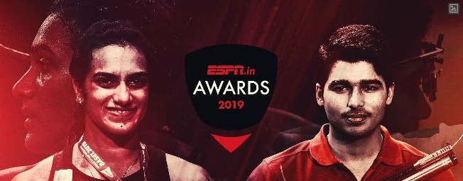 PV Sindhu wins Sportsperson of the Year Award (Female)