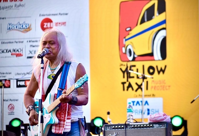 RED FM's 'The Yellow Taxi Music Project' celebrated the spirit of Kolkata
