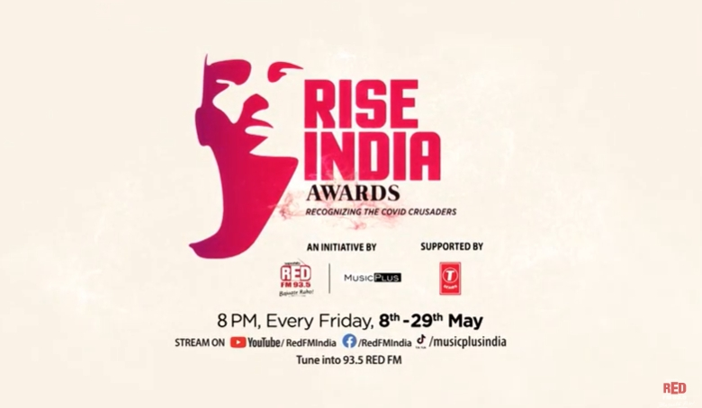 'RISE INDIA Awards' first episode salutes five COVID crusaders