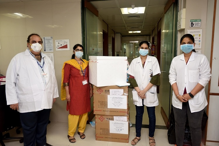 HUL donates over 74,000 testing kits to tackle spread of Covid-19 in India