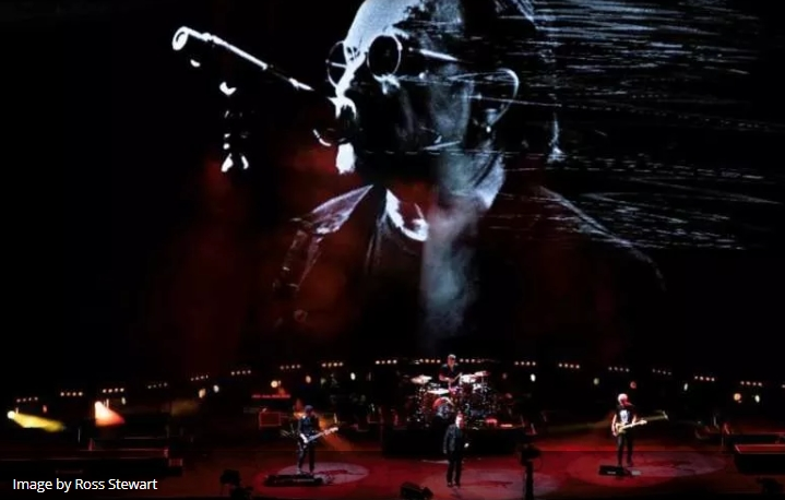 Over 40,000 fans witnessed history at U2's last performance of the Joshua Tree Tour in Mumbai