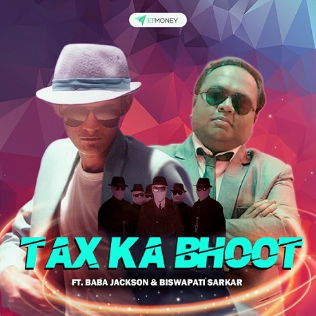 ETMONEY Launches India's First Tax Rap 'Tax Ka Bhoot' Highlighting The Average Indian's Struggle with Taxes