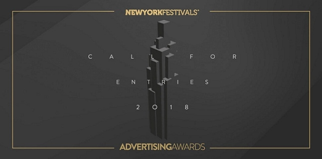 New York Festivals 2018 International Advertising Awards is Open for Entries