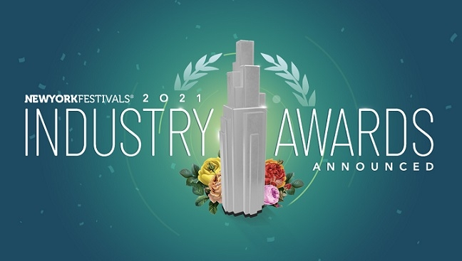 NYF Advertising Awards Announces 2021 Industry Awards