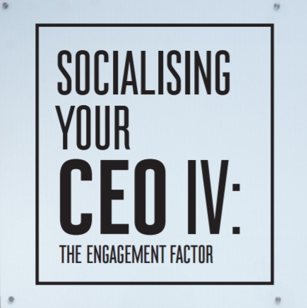 CEOs Embrace Social Media, But Struggle To Take It To Engagement Level
