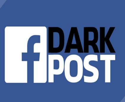 Facebook Dark Posts