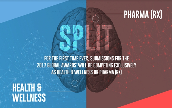 Global Awards Announces Two Specialized Executive Juries: Pharma(Rx) and Health & Wellness