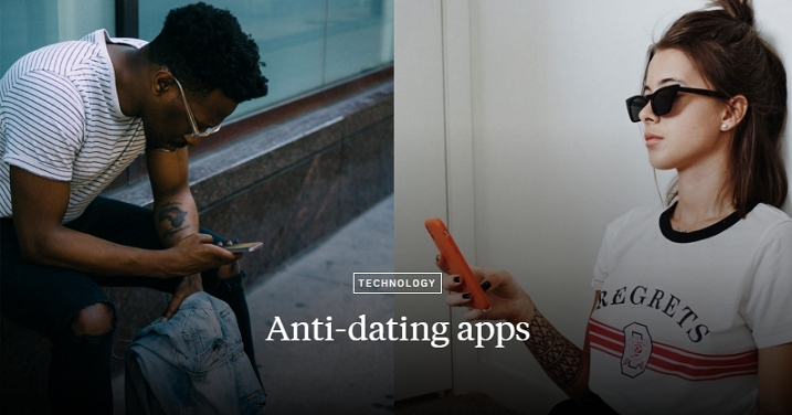 Anti-dating apps