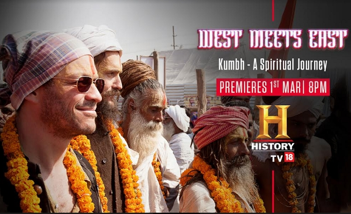 "HISTORY TV18 to  air ""West Meets East"""