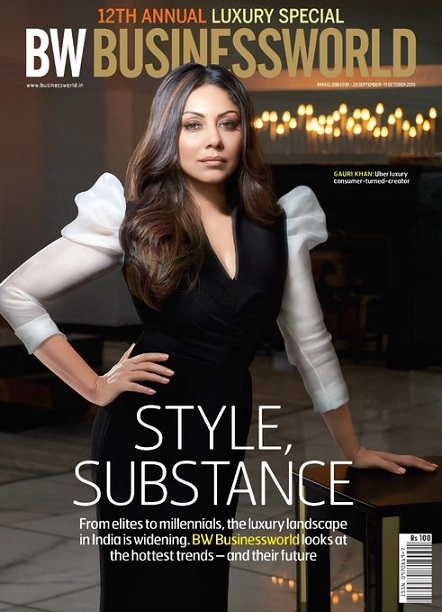 Gauri Khan On Her Entrepreneurial Journey In The Business Of Design