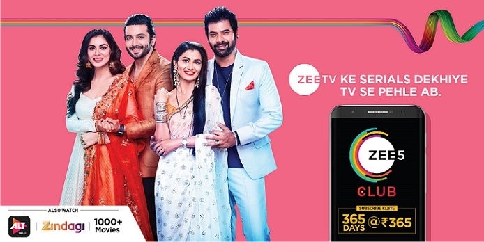 ZEE5 Launches ZEE5 Club