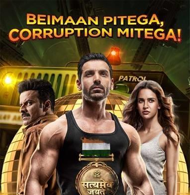 Zee Bollywood to premiere Satyameva Jayate