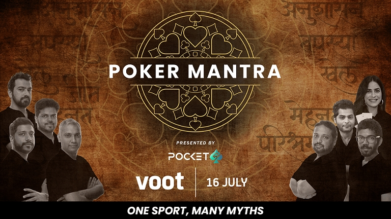 Voot partners with Pocket52 Poker Sports League
