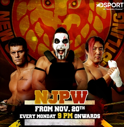DSPORT emerges as the new home of Wrestling