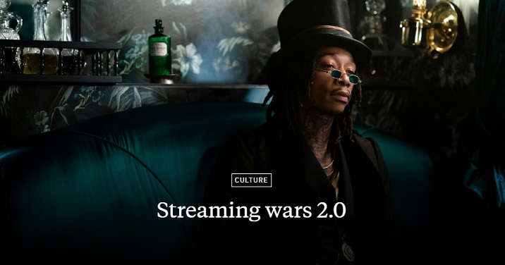 Streaming wars 2.0