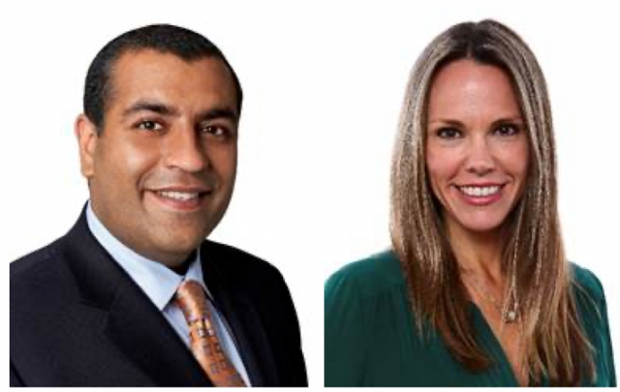Neeraj Khemlani and Wendy McMahon Named President and Co-Heads of CBS News and CBS Television Stations