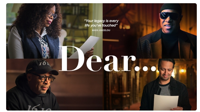 "Apple TV+ renews ""Dear…"" for second season"