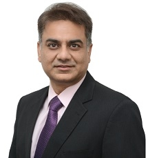 Harjeet Toor, Head – Credit Cards Business for RBL Bank