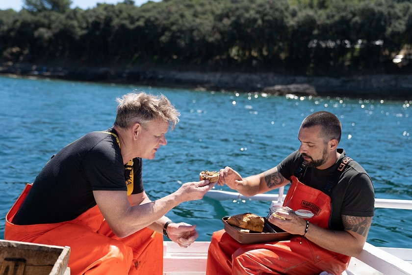 Gordon Ramsay Is back with Season 3 of National Geographic's cooking expedition series Gordon Ramsay: Uncharted