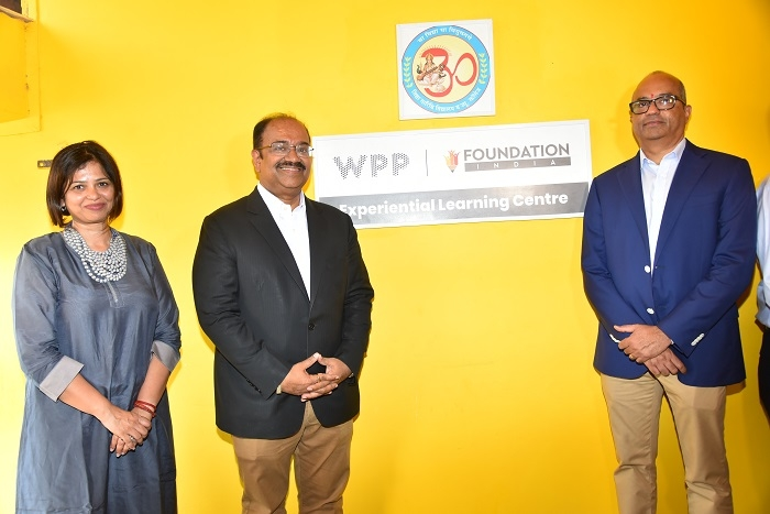 WPP Foundation Inaugurates Its First Community Tinkering Lab in Mumbai