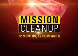 BTVI's #MissionCleanUp: 12 months, 12 Companies series on India's debt mountain