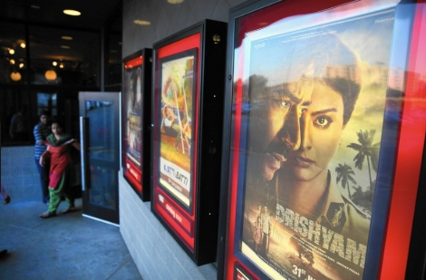 Indian Cinema Advertising Industry expected to touch a market size of 1400 crore by 2021