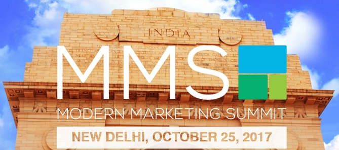 Modern Marketing Summit, New Delhi 2017 Concludes with the Momentous 2nd Edition