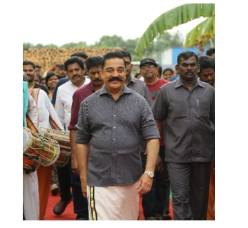 Zee Tamil celebrates Ulaganayagan Kamal Hassan