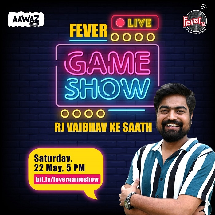 Aawaz.com and Fever FM come together to create live interactive audio experiences