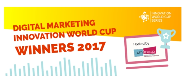 The Digital Marketing 2017 Innovation World Cup Winners