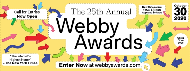 New Judges Announced For 25th Annual Webby Awards Call For Entries Campaign