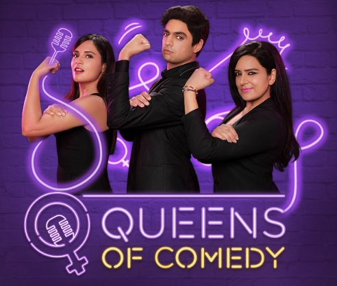 TLC to launch India's first-ever female comedy show.'Queens of Comedy