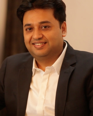 Saumitra Prasad, Chief Marketing Officer of Kokuyo Camlin