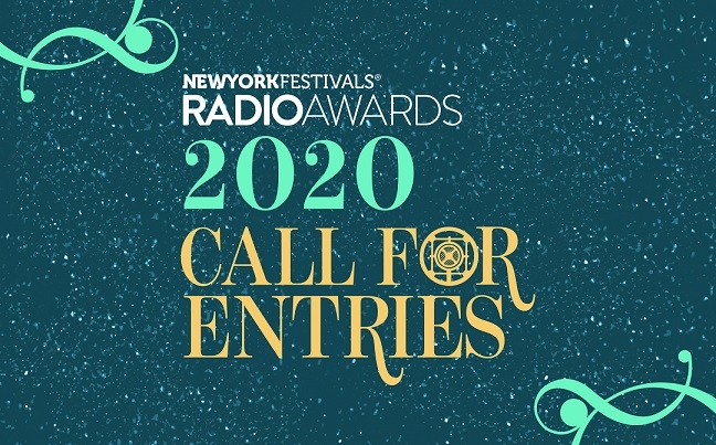 2020 Radio Awards is Open for Entries
