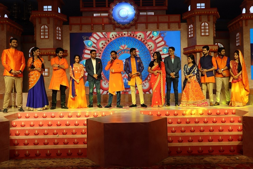 Zee Ganga launches its new journey with superstar Nirahua in Varanasi, With exclusive and original Bhojpuri content galore