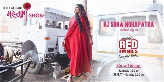93.5 RED FM launches 'Lal Pari Mastani'