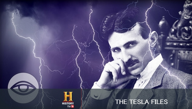 Unravel the mysteries behind Nikola Tesla's secret files on HISTORY TV18