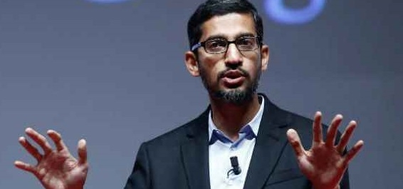 Sundar Pichai takes over as CEO of Alphabet