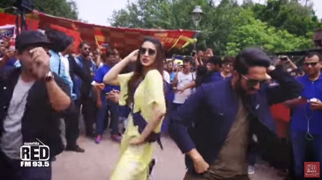Bareilly Ki Barfi does madness and masti with 93.5 Red FM