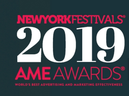 2019 New York Festivals AME Awards Announces Finalists