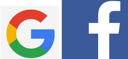 Google and Facebook control 20% of global adspend