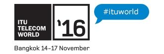 Countdown begins to ITU Telecom World 2016