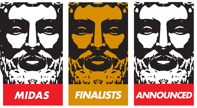 Midas Awards Announces Finalists