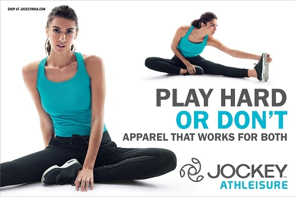 Jockey launches new campaign