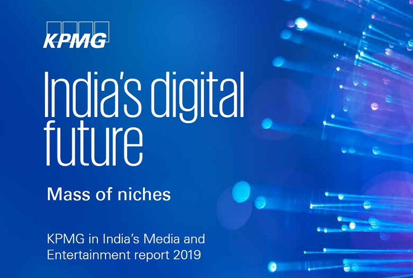 Media and entertainment industry in India likely to reach INR 3.07 Trillion by FY24