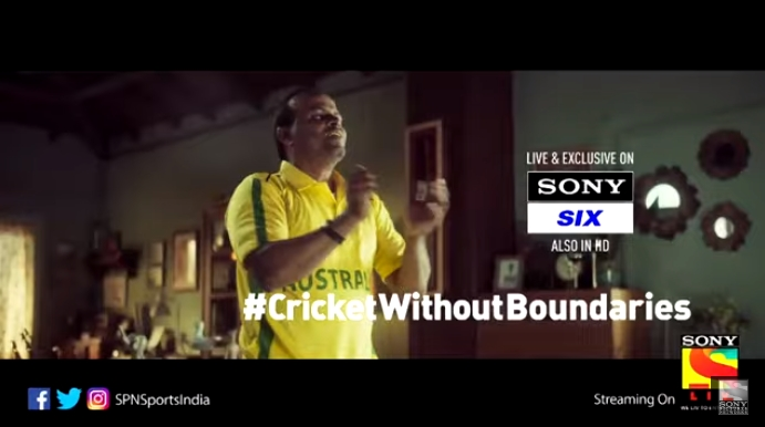 Sony Pictures Sports Network launches 'Love for Cricket knows no Boundaries'