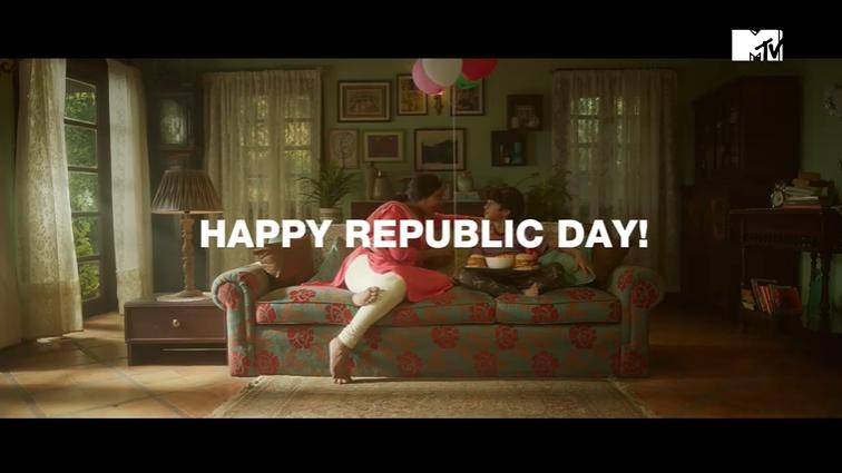 "This republic day, MTV says ""Important Sawal Puchte Raho"""
